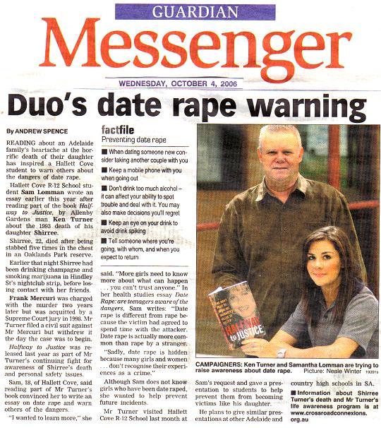messenger article